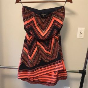 Express small petite dress